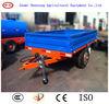 3 ton tractor trailer single axle