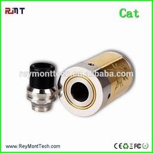 Cat atomizer,wholesale price mechanical mod atomizer 1:1 cat rda clone