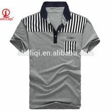 Custom 100% nylon polo shirt with pocket offer professional design help