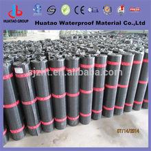 Exterior roofing waterproofing 3mm 4mm modified bitumen based sbs roll