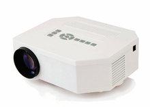 2014 NEW design projector with AV/USB/SD CARD/VGA / HDMI /Micro USB