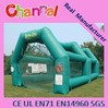 inflatable baseball cage batting cage sports game