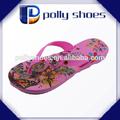 promozione eva tessuti di paglia flip flops dalla cina