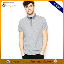 wholesale short sleeve high end polo shirt