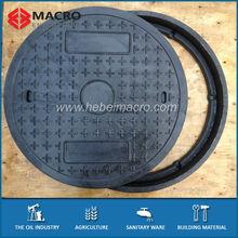 Fiberglass Reinforced Manhole Cover/BMC Round Manhole Cover