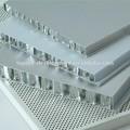 venta caliente de aluminio panel sandwich de aluminio con núcleo de nido de abeja