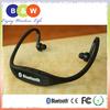 Cheap Portable Neckband bluetooth stereo headphone