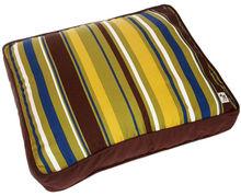 Wholesale Pet Bed Stripe Dog Cushion
