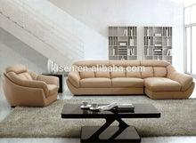 KG015 living room modern leather image of sofa set