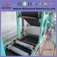 Exterior roofing waterproofing sbs sand and minerals slated waterproofing membrane