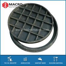 Round Manhole Cover/Fiberglass Reinforced Plastic Manhole Cover