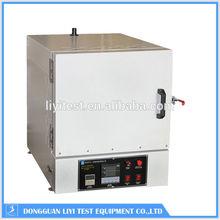 metal melting laboratory muffle furnace