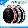 NEW fashional round shape capacitive screen digital display mini beats audio bluetooth speaker