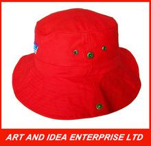 Directely manufacturing plain bucket hat wholesale