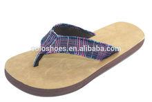2015 men leather arabic sandals