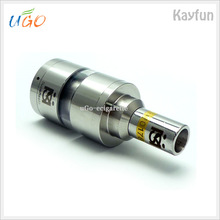 China manufacotry rocket kay fun clone atomizer with china factory price kayfun 26650 atomizer