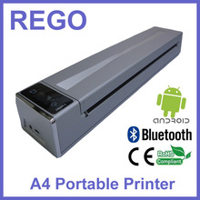 2014 new product REGO Brand bluetooth usb thermal printer a4 size for tablets smartphones from China manufacturer