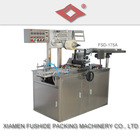 Automatic Cellophane film overwrapping machine