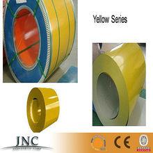 Deep drawn yellow Zinc Sheet Metal with PEM fasteners from China JNC