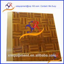 Cheap portable wooden dance floor