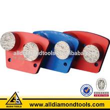 Diamond polishing bricks tools for concrete