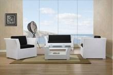 PE Rattan outdoor new trendy cane rattan sofa set <MS-B13-2>
