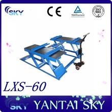 Made in China CE Certified Cheap Cars Trucks Scissor Lift / Scissor Lift 1 meter electric Car