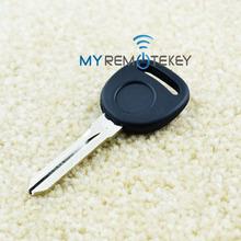 transponder key blank B99 circle plus for GM Buick Chevrolet chip key