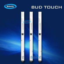 2014 cool design slim e cig pen bud touch open vape pressure sensor for electronic cigarette