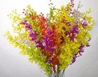 Hot sales artificial dancing lady orchid flowers /wholesale decorative artificial orchid made in China