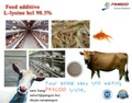 l-- يسين mohohydrochloride 98.5%، الصانع، pangoo، الصين