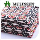 Mulinsen Textile Custom Design Woven Sateen Lightweight Men Shirt Fabric