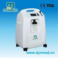 Concentrador de oxígeno do2-8am para cuidados en el hogar con el ce y la iso