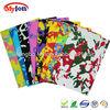 enviromental new style two-color design glitter EVA sheet foam
