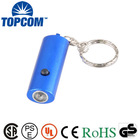 Colorful And Cheap Gift Led Key Chain
