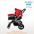 2014 diseño reversible de venta al por mayor bebé cochecito uppababy vista