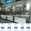Bottled Mineral Water Filling Capping Machine For 5L PET Bottle