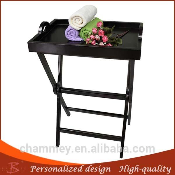 madeira portátil barato beleza cabeleireiro carrinho de madeira tratamento de carrinhos de ferramenta para a venda