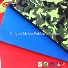 star/leaf/flower color design printed eva foam sheet