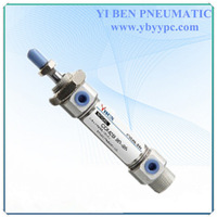smc type cylinder china pneumatic air cylinder double acting CYLINDER
