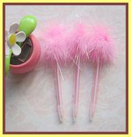 Best sale new promotional cute design plume lady ballpen
