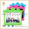 Shock proof For EVA Case iPad Mini Crown Design with Kickstand