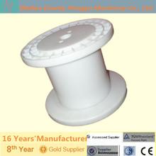 small plastic wire spool