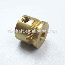 3D printer extruder MK7 tooth driving gear