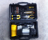 HF-5060AC(6)dc 12V portable mini air compressor pump for car