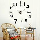 Decorative large flip wall clock from Foshan factory