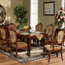 dining room set antique american