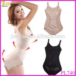 Hot Women's Waist Slimming Body Shaper Suit Control Shapewear Corset Cincher Vest XXL