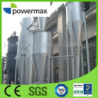 Combined Heat and power(CHP) biomass gasifier electricty generator for coconut waste
