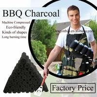 Hexagon Stick, smokeless charcoal for bbq
